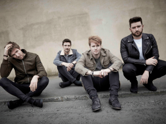 Irish four-piece KODALINE return to Belfast with headline show at CUSTOM HOUSE SQ