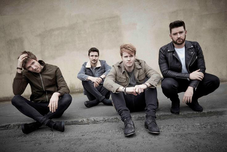Irish four-piece KODALINE return to Belfast with headline show at CUSTOM HOUSE SQ