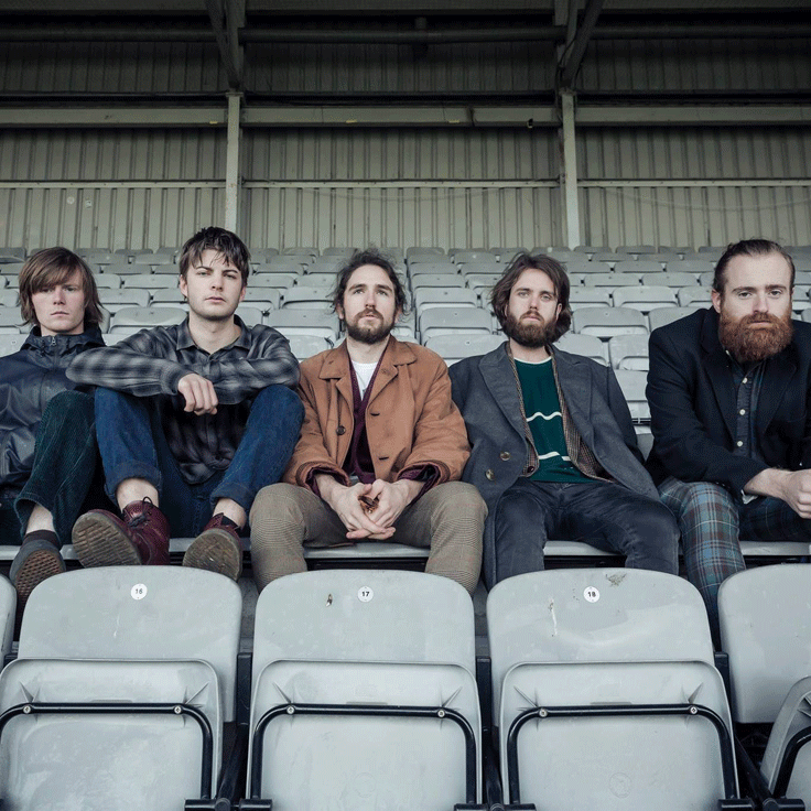 FONTAINES D.C. share new track 'Boys In The Better Land' - Listen Now!