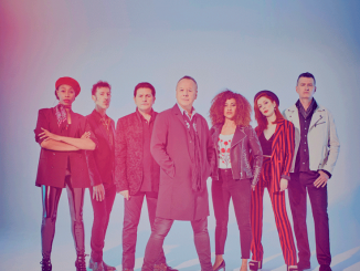 SIMPLE MINDS release new single 'SENSE OF DISCOVERY' - Listen Now!