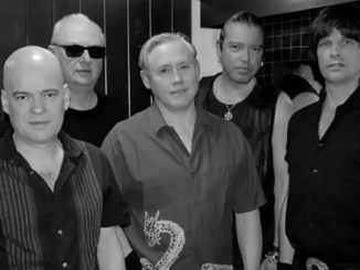SPEAR OF DESTINY - Announce 35th Anniversary Tour + New album: 'Tontine'