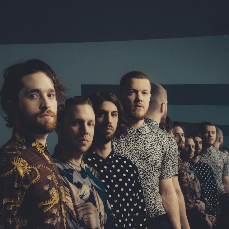 IMAGINE DRAGONS release new single 'NEXT TO ME' ahead of UK tour