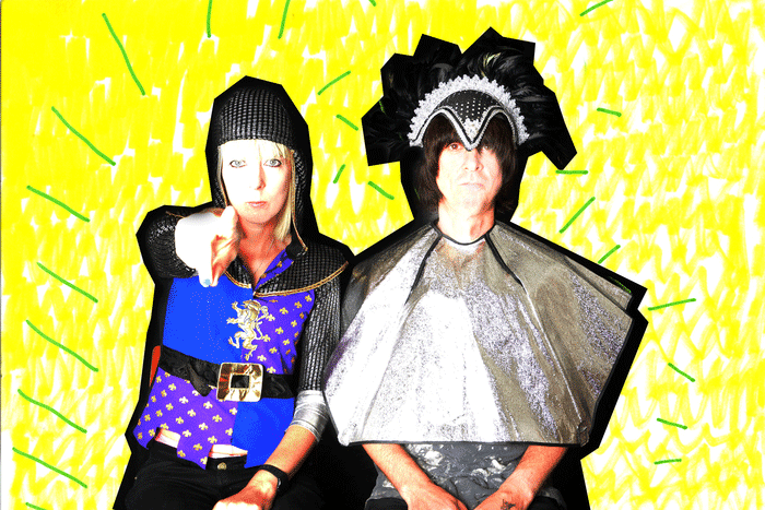 """THE LOVELY EGGS share video for """"Wiggy Giggy"""" + Announce May Tour Dates"""