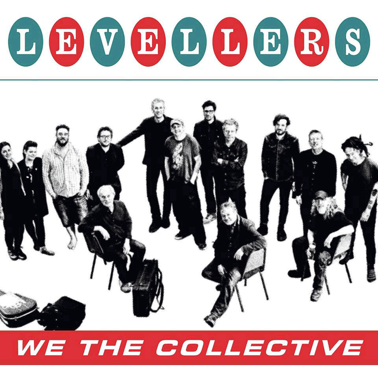 ALBUM REVIEW: The Levellers - 'We the Collective'