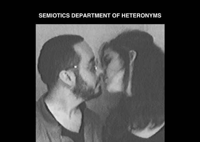 PREMIERE: Semiotics Department of Heteronyms - 'Tell Them' 3-track EP - Listen Now