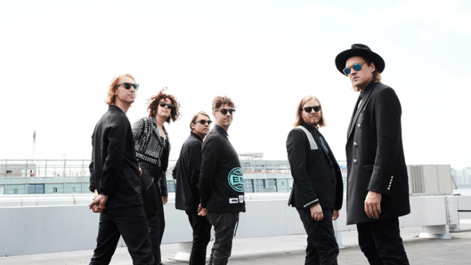 ARCADE FIRE - Six New Headline Dates Added to EVERYTHING NOW CONTINUED Tour