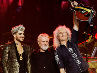QUEEN + ADAM LAMBERT to play Marlay Park, Dublin this July 1