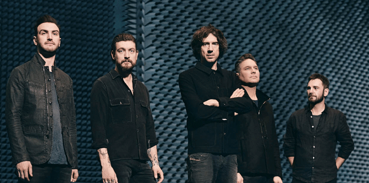SNOW PATROL: CONFIRM Northern Ireland tour dates