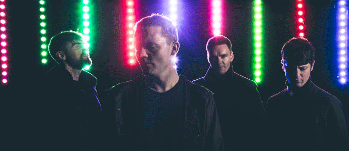 THE SLOW READERS CLUB - Announce New Album 'Build A Tower' + Full UK Tour