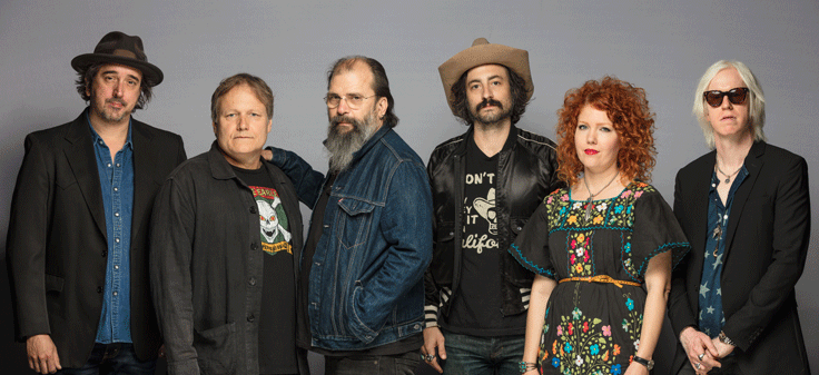 STEVE EARLE & THE DUKES Announce Headline Limelight, Belfast Show