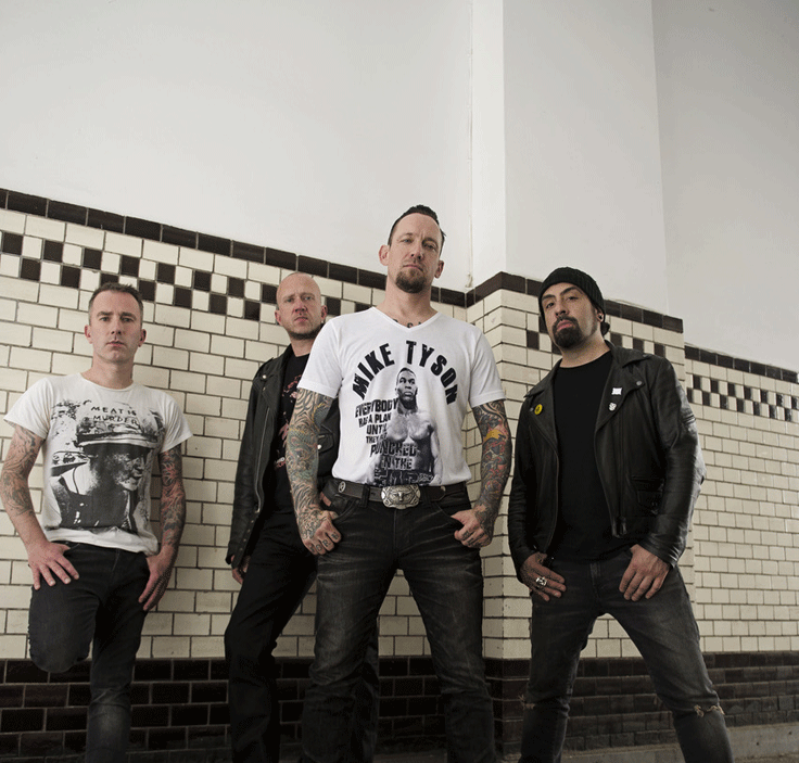 VOLBEAT announce headline Belfast show @ The Telegraph Building Sat 26th May