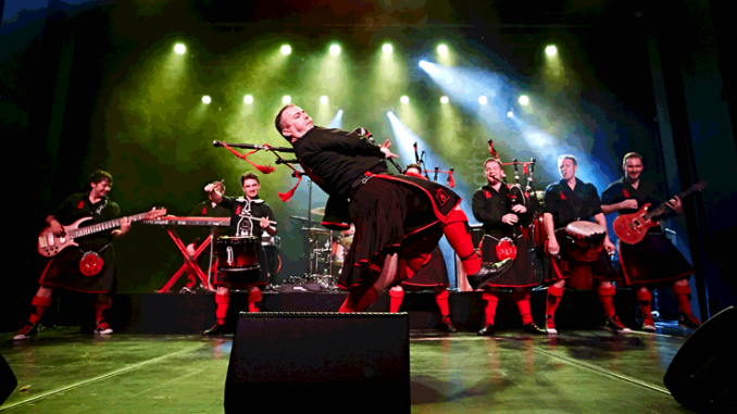 RED HOT CHILLI PIPERS announce SSE ARENA BELFAST SHOW Friday 1st March 2019 & Derry on Feb 28th 2019