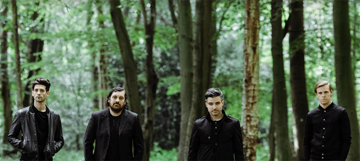 ALBUM REVIEW: The Boxer Rebellion - Ghost Alive