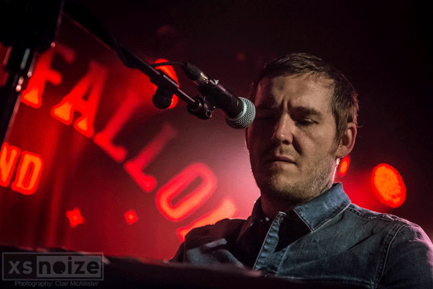 LIVE REVIEW: Brian Fallon, Limelight, Belfast, 11th March 11th March