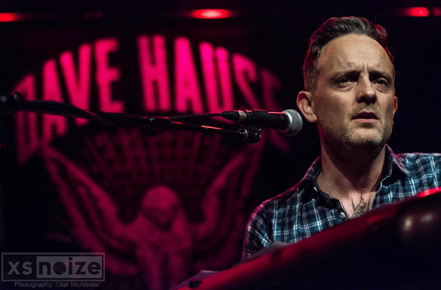LIVE REVIEW: Brian Fallon // Dave and Tim Hause // The Olympia, Dublin // 10th March 2018 Brian Fallon