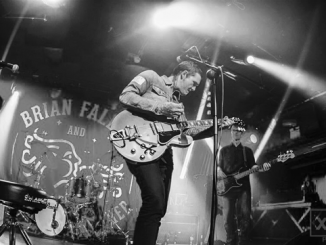 LIVE REVIEW: Brian Fallon, Limelight, Belfast, 11th March 1