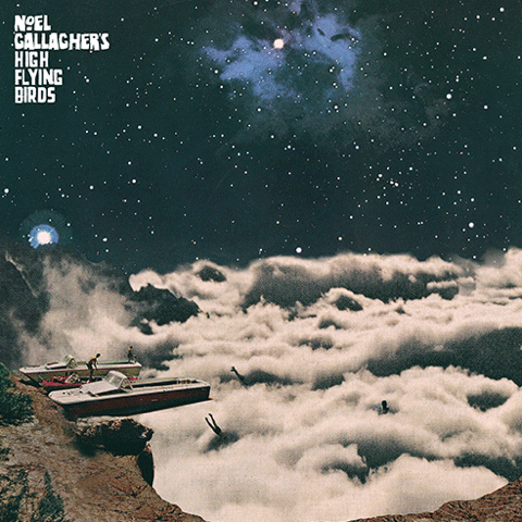 NOEL GALLAGHER'S HIGH FLYING BIRDS release remix collection of 'It's A Beautiful World' exclusively for Record Store Day 2018 Andrew Weatherall