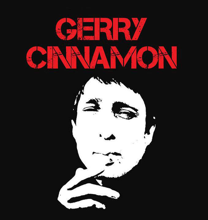 Scottish singer-songwriter GERRY CINNAMON announces headline show @ Belfast Limelight