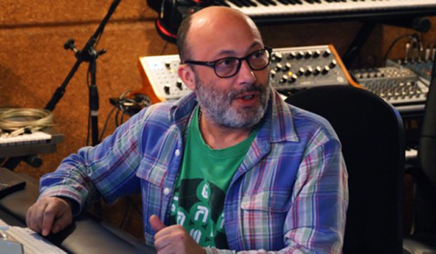 INTERVIEW: Howie B discusses producing U2 on 1997's POP