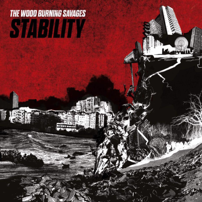 ALBUM REVIEW: The Wood Burning Savages – 'Stability'