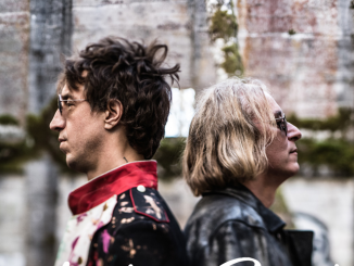 R.E.M's Peter Buck and Joseph Arthur announce new album Arthur Buck 2