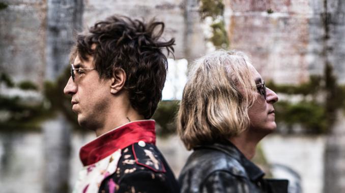 R.E.M's Peter Buck and Joseph Arthur announce new album Arthur Buck 2