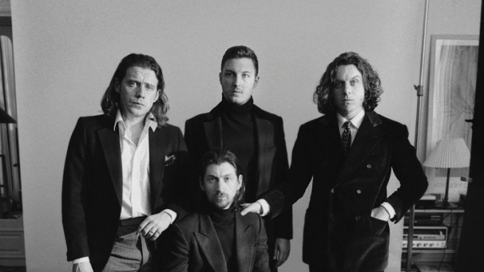 ARCTIC MONKEYS Announce New Album 'Tranquility Base Hotel & Casino' - Watch Trailer 1