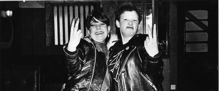 Actively Seeking A Female Punk Story of Northern Ireland | A call-out to the punkettes from the Oh Yeah Music Centre