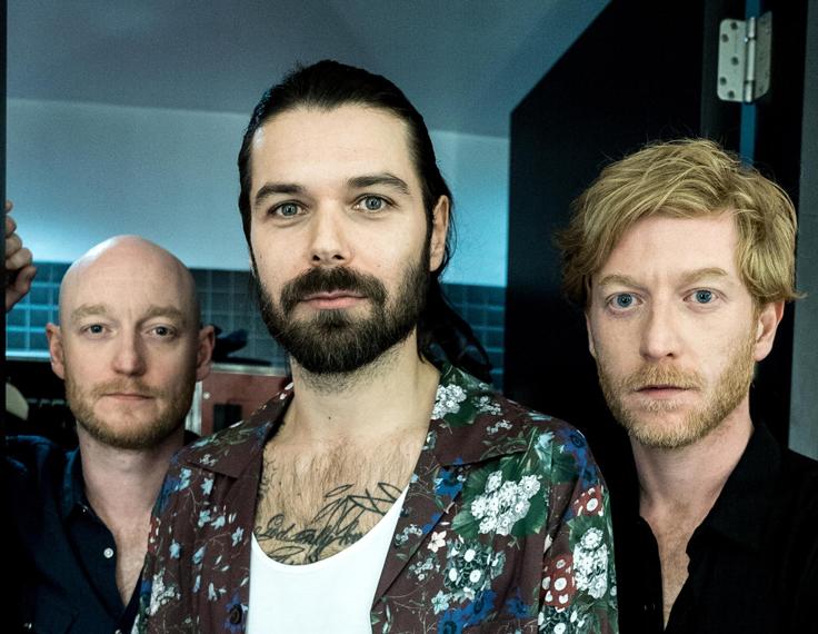 BIFFY CLYRO Announce 'MTV Unplugged' Album + Belfast Waterfront Show, Sunday 16th September 1