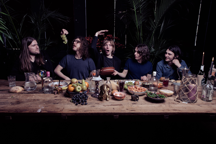 THE VRYLL SOCIETY Announce Debut LP + Unveil New Single 'Andrei Rublev'
