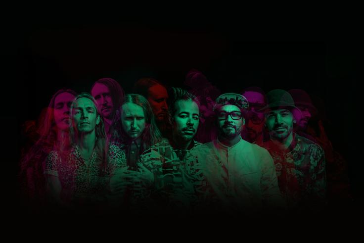 Iconic multi-platinum Los Angeles rock band INCUBUS announce two Irish dates