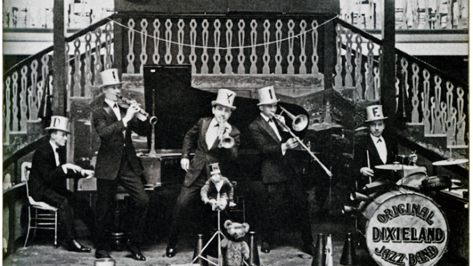 Two Temple Place and The Roaring 2.0s to present: 100 Years of Jazz at Troxy, London on Friday 27th April 2018 1