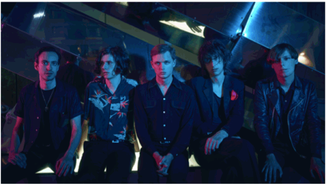 THE HORRORS share two new tracks, Fire Escape and Water Drop - Listen 1