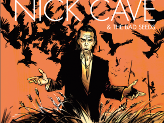 novelist REINHARD KLEIST is coming to London to promote his latest book 'Nick Cave & The Bad Seeds: An Art Book'
