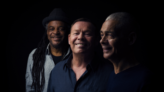 UB40 Featuring Ali, Astro & Mickey bring their 'A Real Labour Of Love and 40th Anniversary Tour' to The SSE Arena + 3Arena