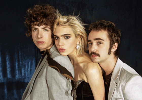 INTERVIEW: SUNFLOWER BEAN - Discuss New Album 'Twentytwo in Blue' Interview