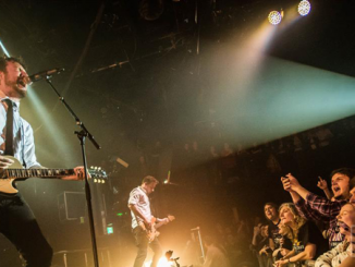 IN FOCUS// Frank Turner and The Sleeping Souls / Homeless Gospel Choir, The Academy, Dublin - 15/04/18 1