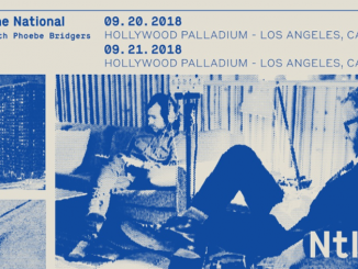 THE NATIONAL Announce Live Dates in Los Angeles in September