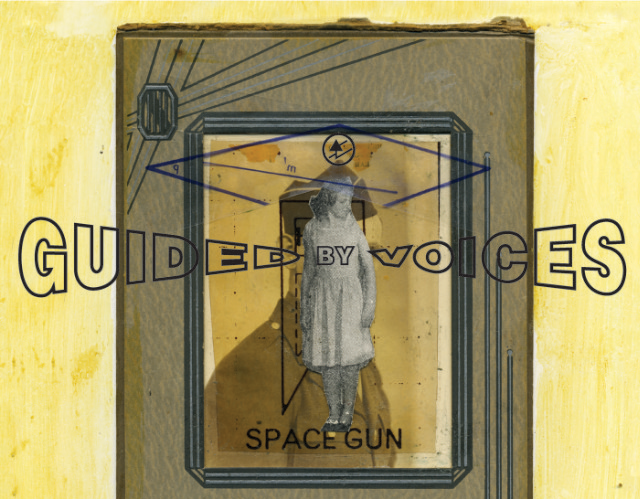 ALBUM REVIEW: Guided By Voices - 'Space Gun'