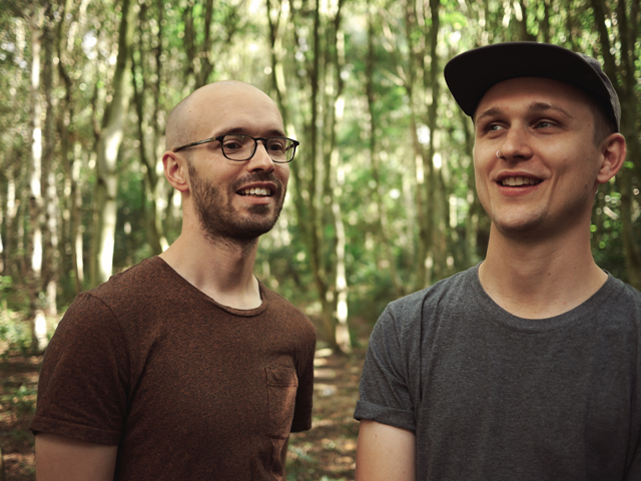 Electronica duo YOURS share new single, 'Carry Me To The Line' - Listen Now
