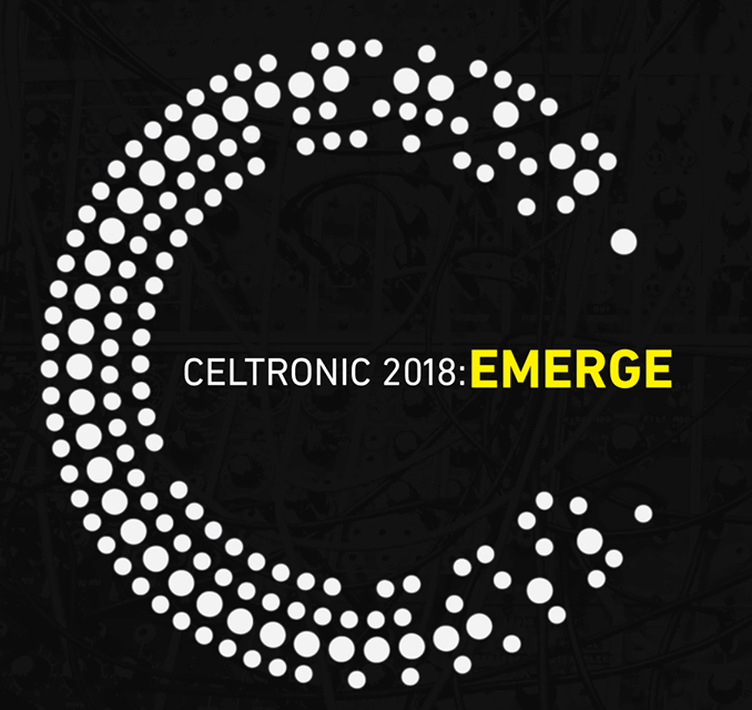 Open Call for Artists to Perform at CELTRONIC 2018