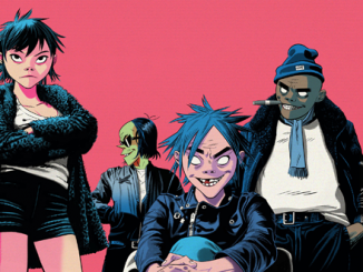 GORILLAZ Release New Studio Album The Now Now Out June 29th - Listen to Track