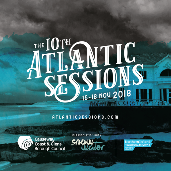 ATLANTIC SESSIONS announces its 10th Anniversary celebrations!