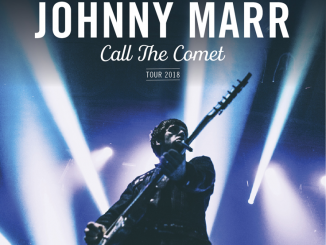 JOHNNY MARR Announces Ulster Hall, Belfast Show - Thursday 1st November 2018