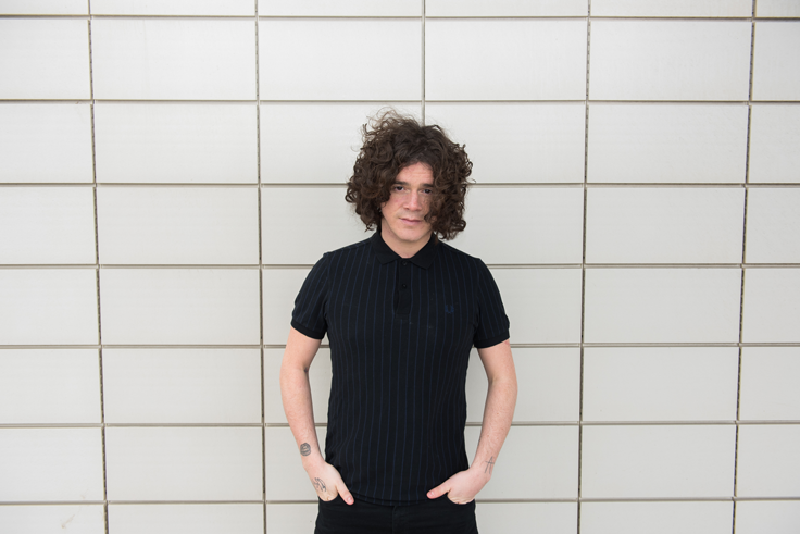 The View's frontman KYLE FALCONER will release his debut album 'No Thank You' on July 27th