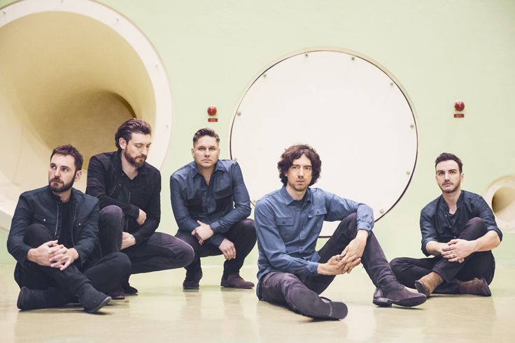 INTERVIEW: Snow Patrol's Nathan Connolly on new album Wildness + possible return to Ward Park, Bangor 1