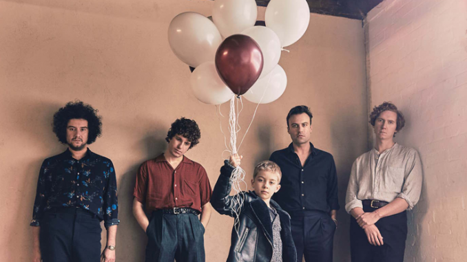 THE KOOKS announce fifth album 'Let's Go Sunshine' and drop two new tracks 2