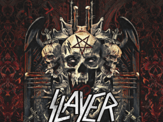 SLAYER kicks off final tour at Dublin's 3ARENA on November 1st