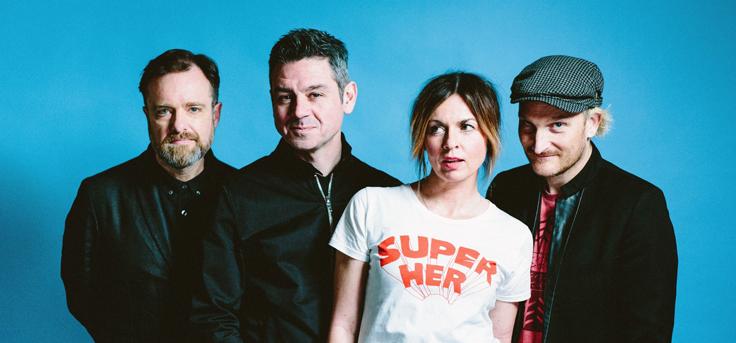 Britpop favourites SLEEPER announce new album + UK dates