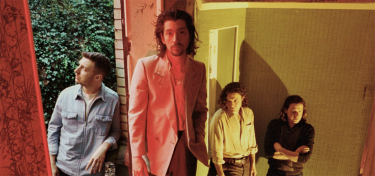 ALBUM REVIEW: Arctic Monkeys – Tranquillity Base Hotel & Casino